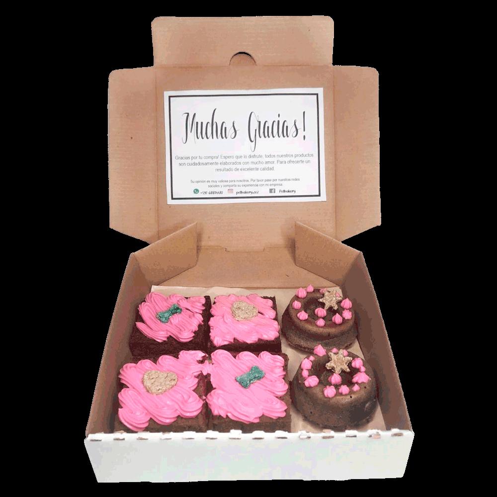 Imagen de Pack de Brownies Pet Bakery
